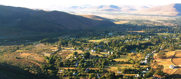 The Village of Greyton